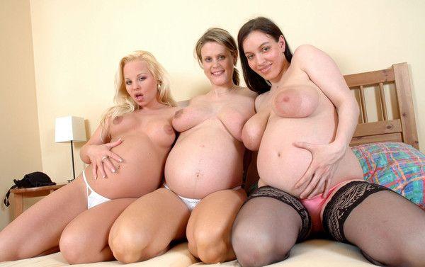jolis seins nus femme enceinte salope