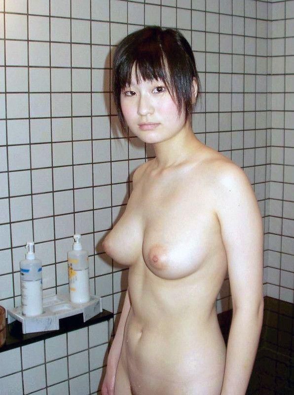 nue Femme asiatique