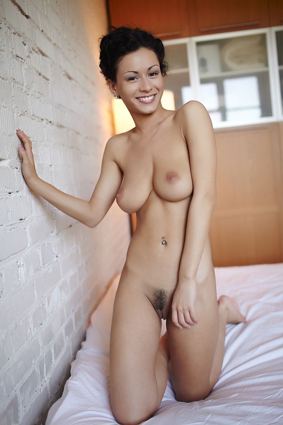 Belle Fille Nue