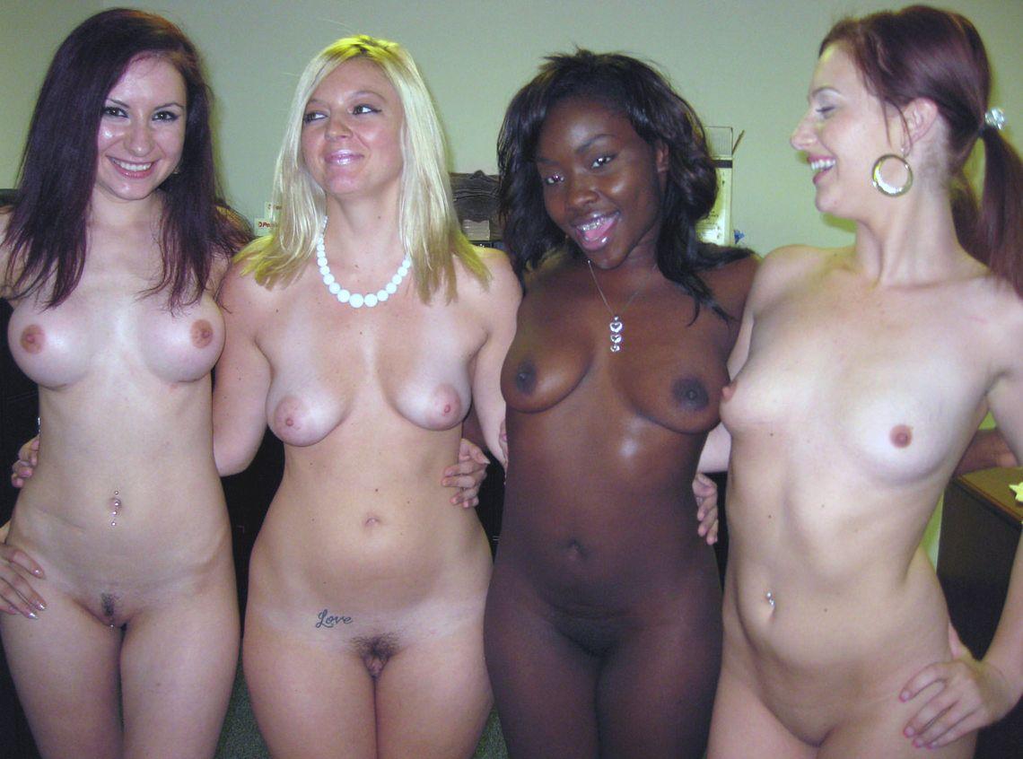 Groupes de femmes nues gratuites